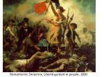 romantisme delacroix libert guidant le peuple 1830