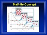 half life concept