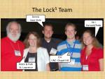 the lock 5 team