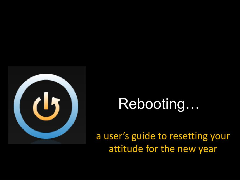 Image result for rebooting
