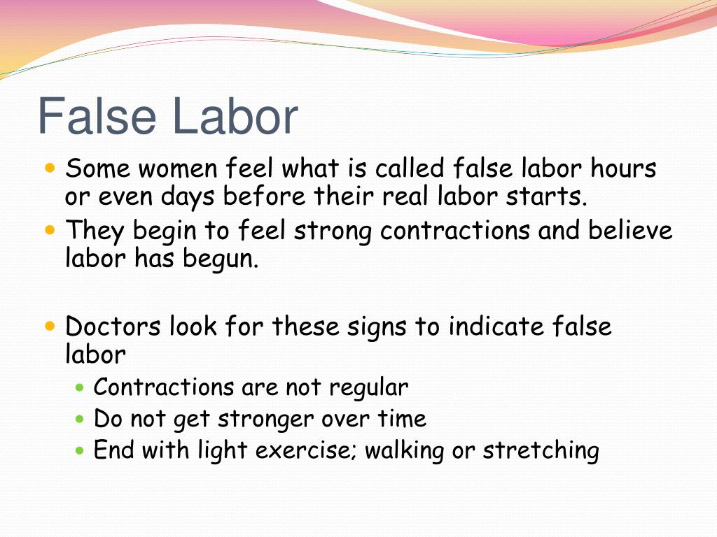 PPT - Labor and Birth PowerPoint Presentation - ID:1879045