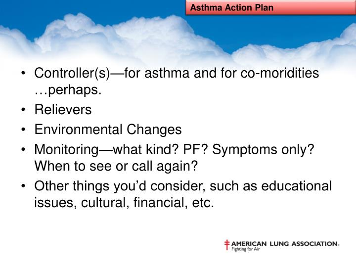 sign asthma case studies Litfl clinical case collection over 200 q&a style clinical cases to assist just in time learning and life long learning cases are categorised by speciality and can be searched by keyword from the clinical cases in emergency medicine database.