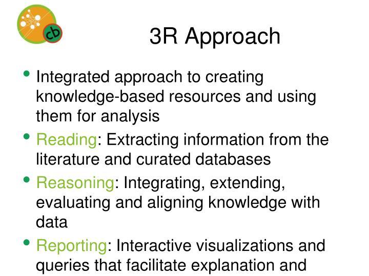 3R Approach
