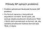 p klady np pln ch probl m