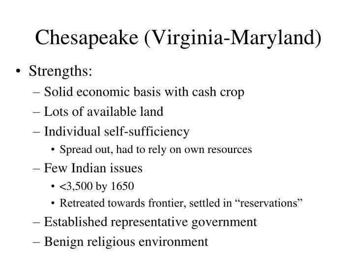 Chesapeake (Virginia-Maryland)