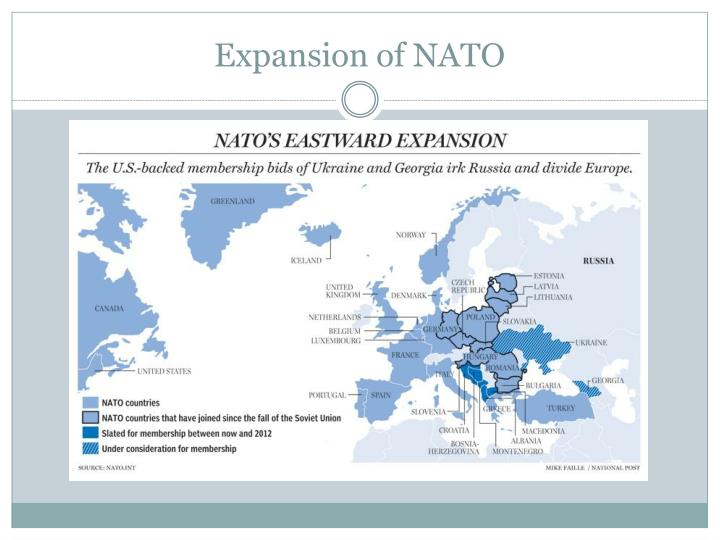 Expansion of NATO