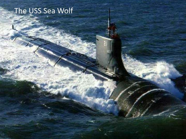 The USS Sea Wolf