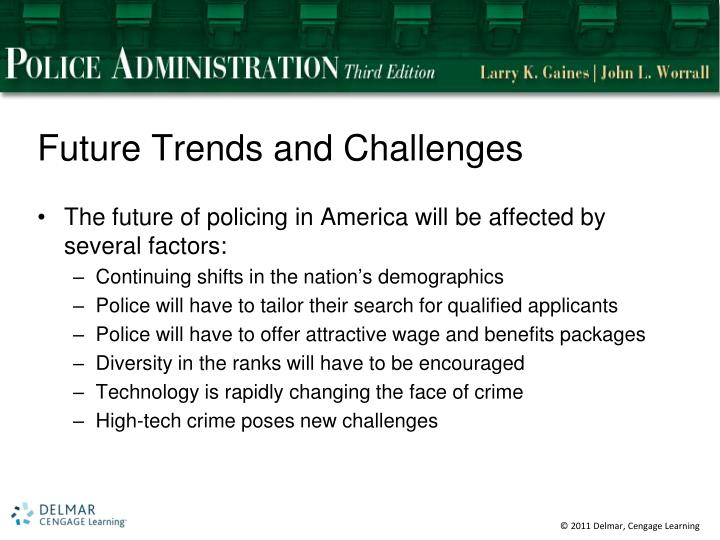 Future Trends and Challenges