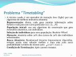 problema timetabling1