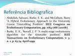 refer ncia bibliografica