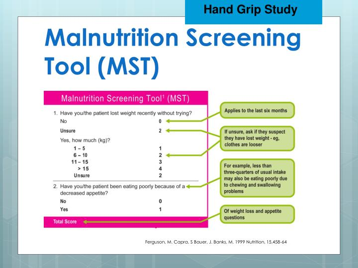 Mst Nutrition Screening Tool – Besto Blog