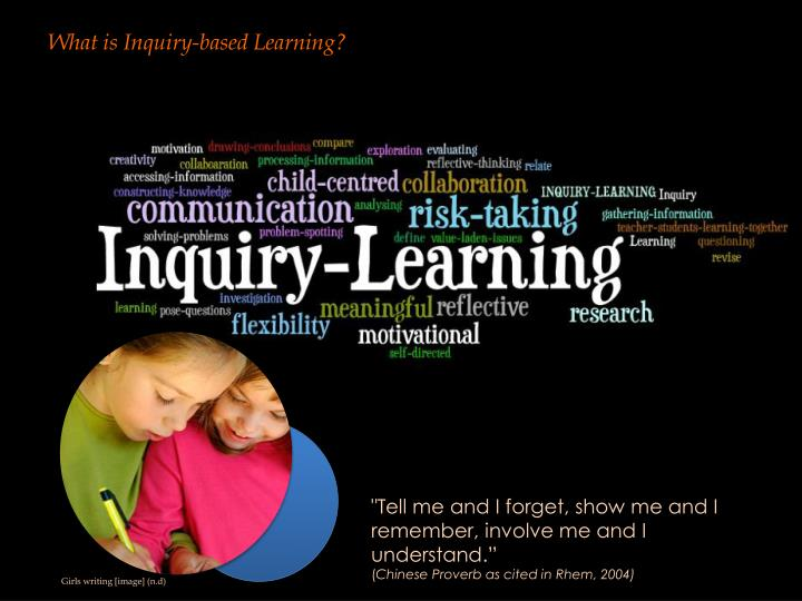 what is inquiry based learning n.