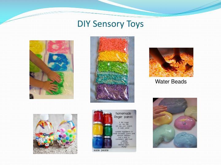 DIY Sensory Toys