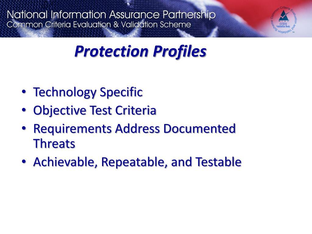 PPT - Common Criteria Background PowerPoint Presentation
