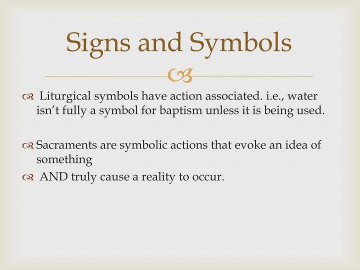 Ppt Rites And Symbols In The Liturgy Powerpoint Presentation Id