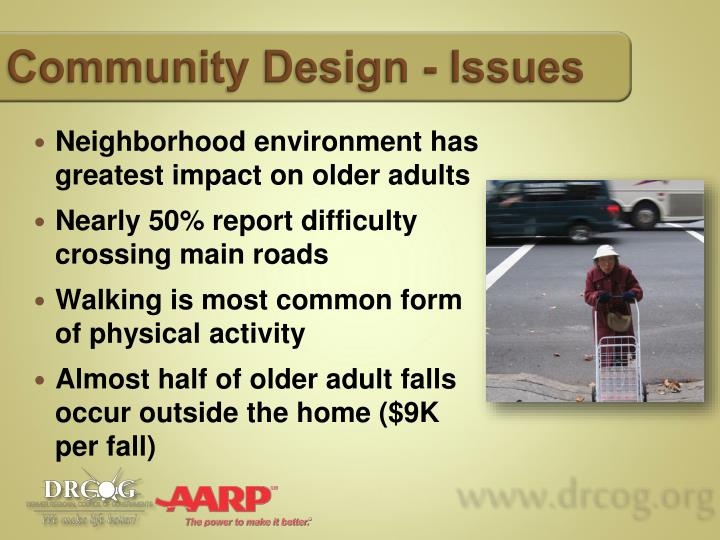 Community Design - Issues