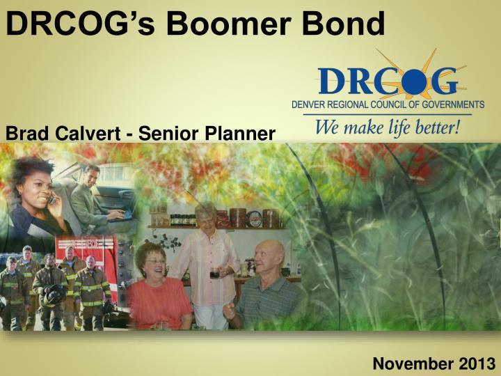 DRCOG's Boomer