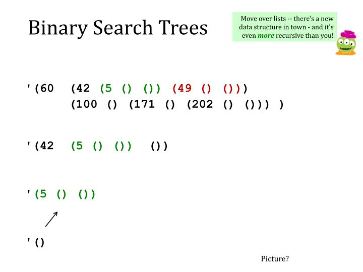 Move over lists -- there's a new data structure in town - and it's even