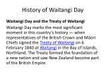 history of waitangi day1