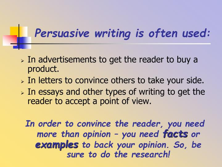 youtube persuasive writing Here is another post outlining the persuasive writing posts on the blog as well as the video lessons from youtube persuasive writing explained persuasive writing questions [.