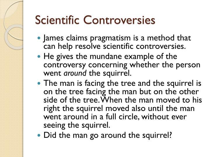 Scientific Controversies