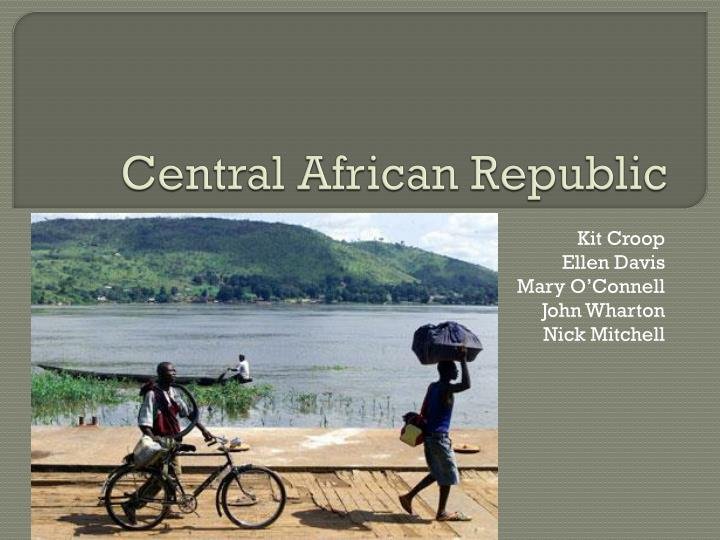central african republic n.