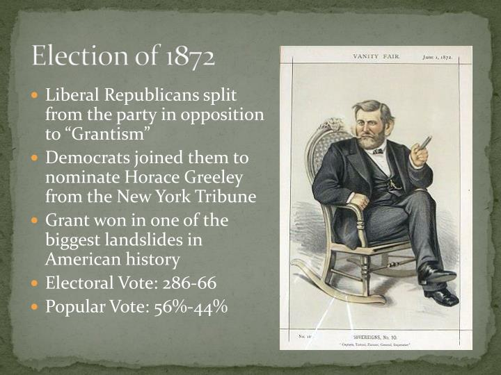 Election of 1872