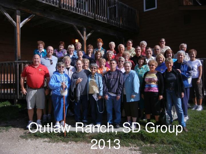 Outlaw Ranch, SD Group