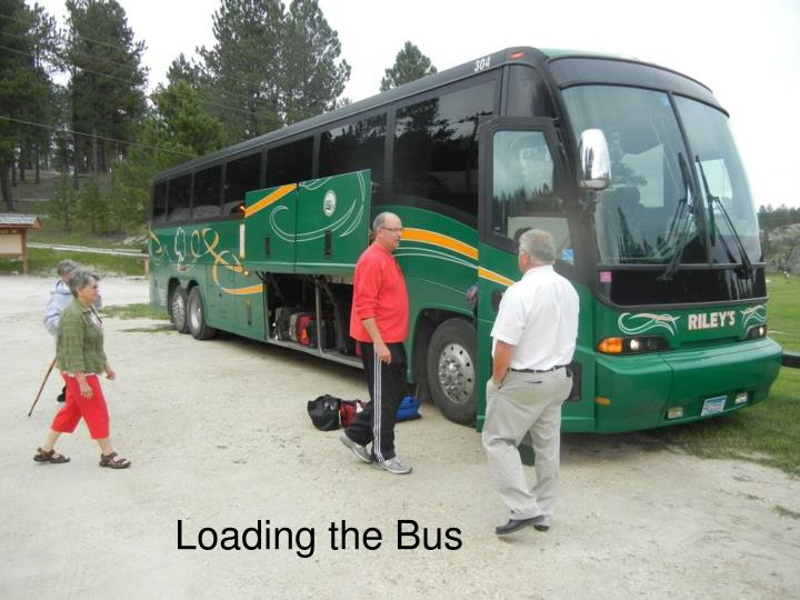 Loading the Bus