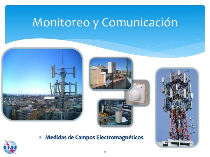 Monitoreo y Comunicación