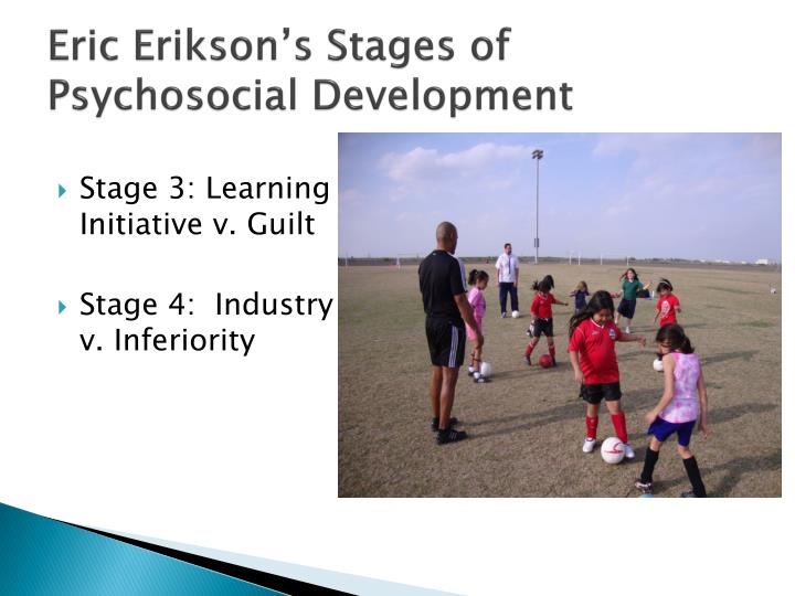 Eric erikson s stages of psychosocial development
