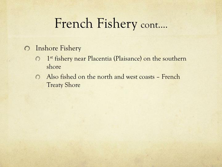 French Fishery