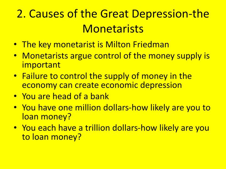 the wall street crash and the great depression Get an answer for 'to what extent was the wall street crash a cause of the great depression' and find homework help for other history questions at enotes.