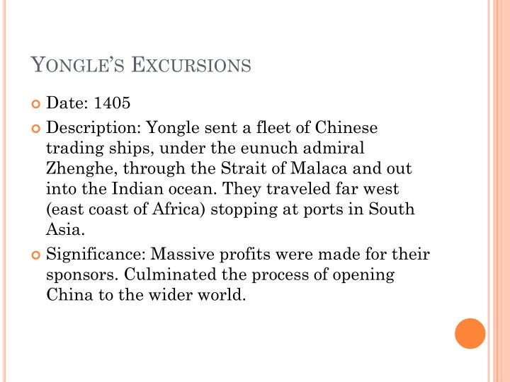 Yongle's
