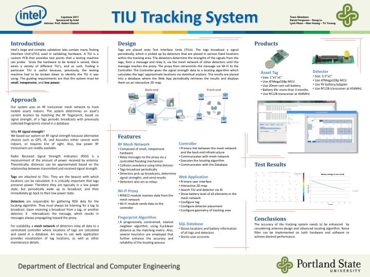 conclusion tracking system Conclusion my engineering project was to find out what are the important variables to consider when you are building a automated solar tracking system with arduino.