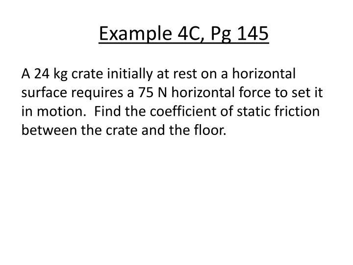 Example 4C, Pg 145