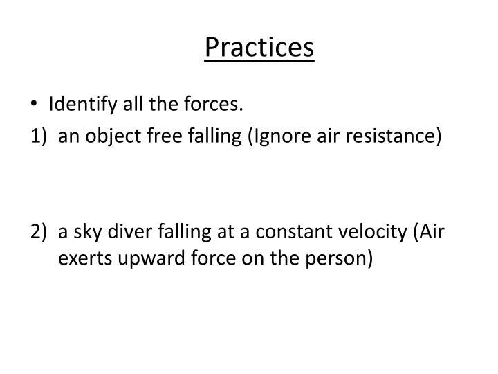 Practices