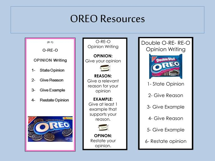 OREO Resources