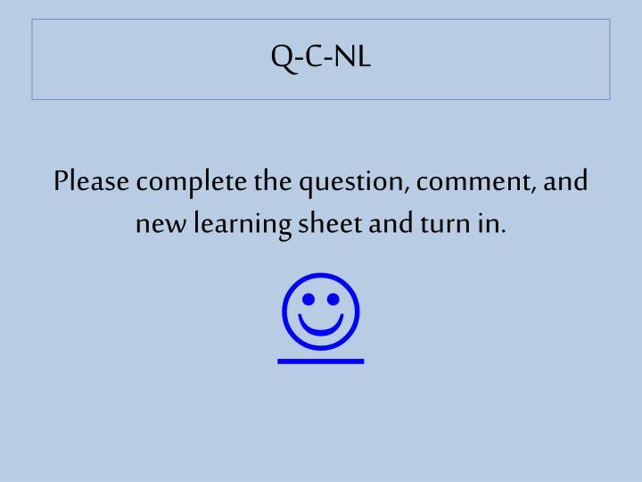 Q-C-NL