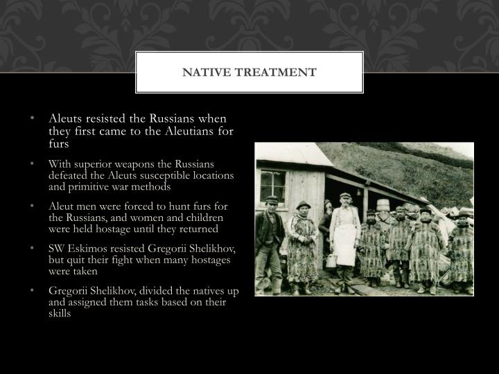 Native Treatment
