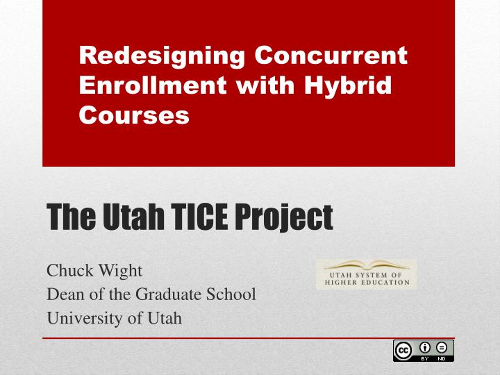 distance learning coursework utah Online/hybrid courses offer students the flexibility to schedule your coursework around work, life—and all your other classes but there are other benefits, too many students actually prefer the learning environment online and find these courses are a good fit with their own learning style.