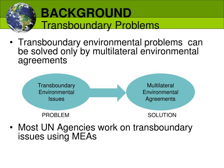 Ppt Multilateral Environmental Agreements Meas Powerpoint