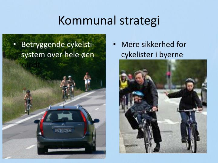 Kommunal strategi