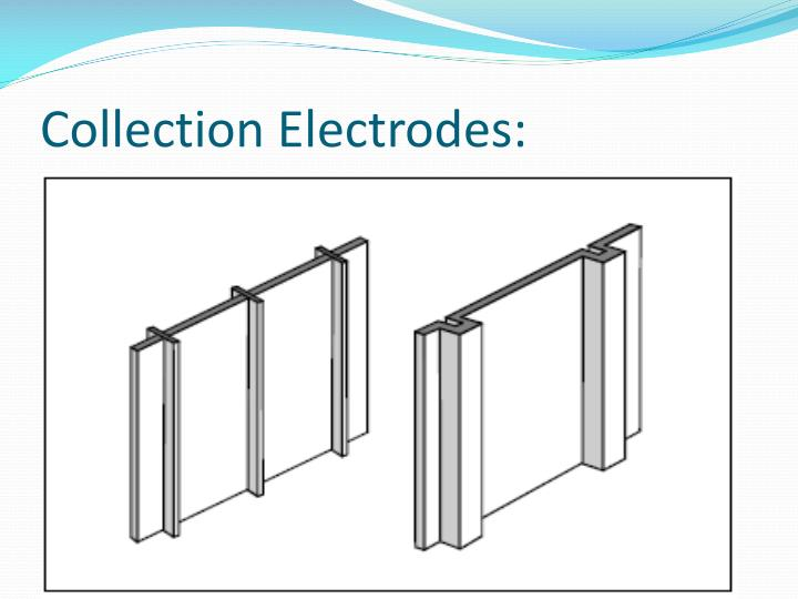 Collection Electrodes: