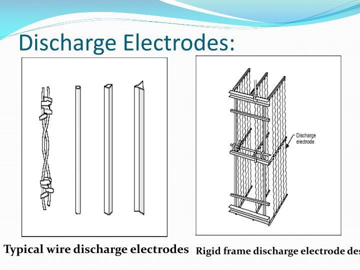 Discharge Electrodes:
