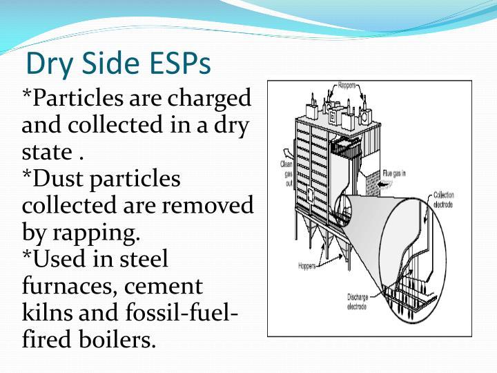 Dry Side ESPs