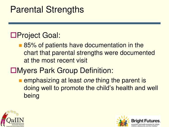 Parental Strengths
