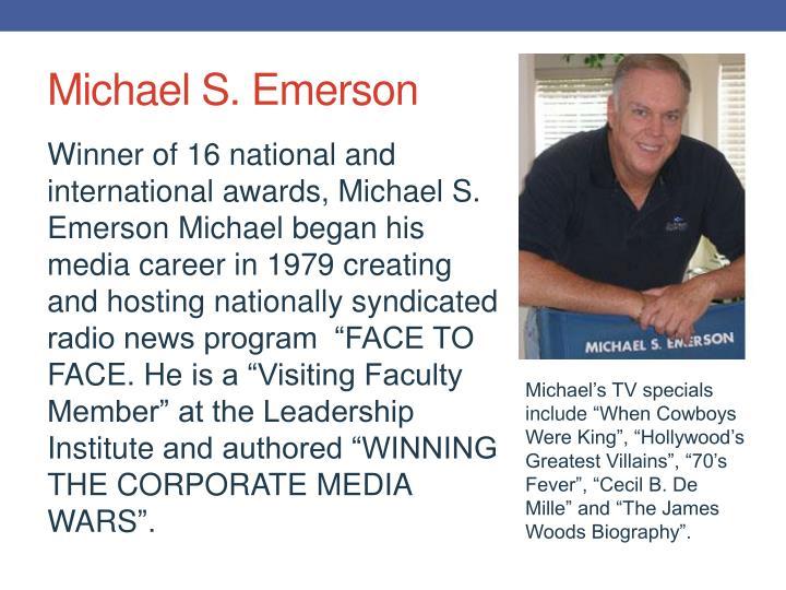 Michael S. Emerson