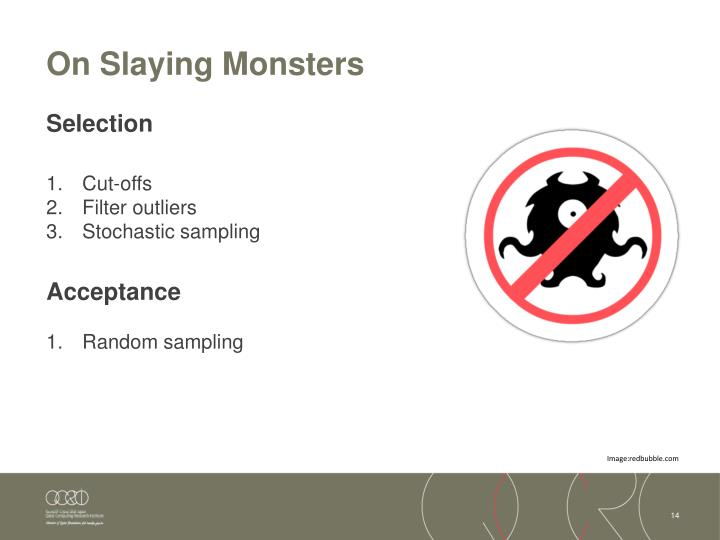 On Slaying Monsters