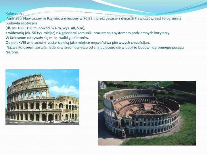 Koloseum :